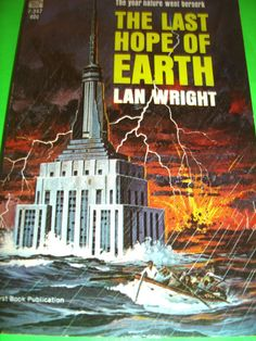 THE LAST HOPE OF EARTH BY LAN WRIGHT 1965 ACE SF PB BOOK F-347 #FREE Shipping > $9.97 > http://www.bestlittlebookhouse.com/lahoofeabyla.html