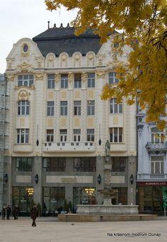 Hlavné námestie – Na krásnom modrom Dunaji Bratislava, Czech Republic, Hungary, Poland, Sweet Home, Street View, Europe, Group, Mansions