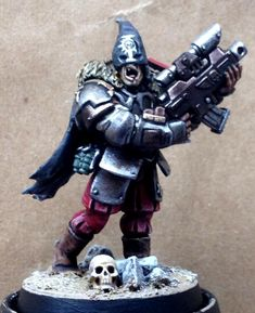Death Cultist, Inquisition, Inquisitor, Warrior Acolyte