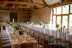 Indoor Venue. Wedding/Party. Oxford Event Hire. Nude Gown, Stone Barns, 50th Birthday, Wedding Venues, Indoor, Rustic, Table Decorations, Event Ideas, Oxford