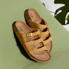 Discover new sandals and shoes for the season.