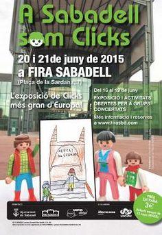 """Fira """"A Sabadell som clicks"""" (juny 2015)"""