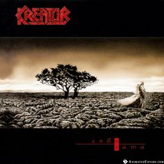 Kreator - Endorama animated cover artwork by www.animatedcovers.com