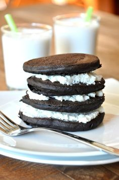 Oreo Cookie Pancakes | Community Post: 15 Killer Pancake Recipes That Will Make You Drool