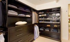 shoe closet - amazing www.manofthehour.me
