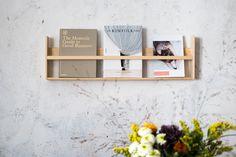 DIY Shelf ~ Magazin Halter ~ Magazine Rack ~ shelfie ~ Anleitung auf dem Blog
