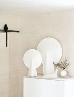 Beautiful nude and white shades in Finland | my scandinavian home | Bloglovin'