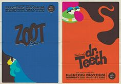 Dr. Teeth and the Electric Mayhem: Zoot and Dr. Teeth