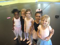 Some of our beautiful 3 year old students at CDC.  Come join us for a class.