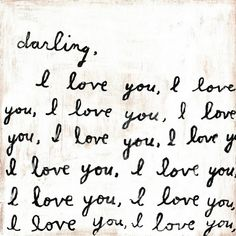 Sugarboo: darling, I love you | Vanillawood