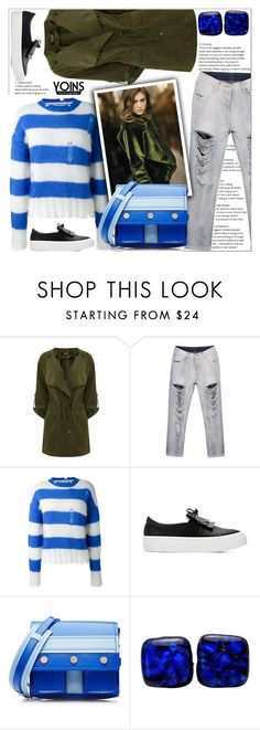 """""""Yoins"""" by sweta-gupta ❤ liked on Polyvore featuring Filles à papa, Garnier, Kenzo, yoins and yoinscollection"""