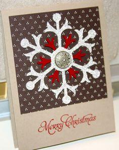 Snowflake Card 1