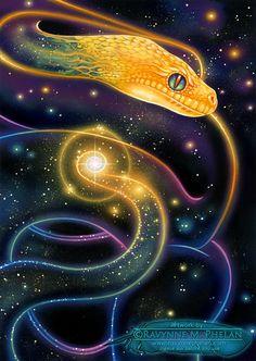 Divine Transformation by ravynnephelan.deviantart.com on @DeviantArt