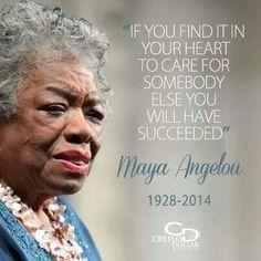 May this phenomenal woman RIP