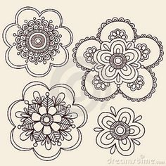 henna-mehndi-paisley-flower-doodle-design-18564773.jpg 800×800 pixels