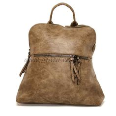 Leather Backpack, Backpacks, Fashion, Moda, Leather Book Bag, Fashion Styles, Leather Backpacks, Fasion, Backpack