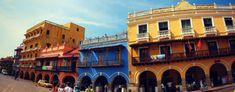 Die koloniale Altstadt von Cartagena