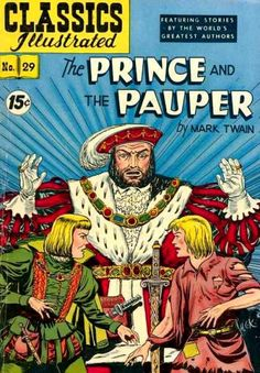 No 29:The Prince and the Pauper- Mark Twain