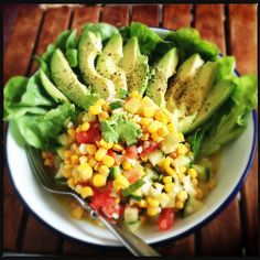 Lunch inspired by Mimi Kirk's book #rawsome #vegan #raw
