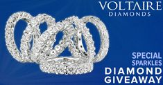 """""""Special Sparkles"""" Diamond Giveaway Beautiful Diamond Rings, Advertising And Promotion, Winning The Lottery, Dream Ring, Jewelry Box, Jewellery, Anniversary Gifts, Bag Accessories, Jewels"""