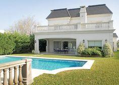Fernández Borda Arquitectos - Casa estilo Francés - PortaldeArquitectos.com