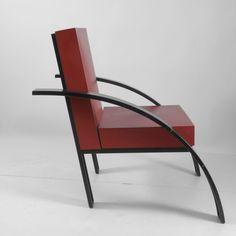 'Parigi' armchair - Rossi Aldo . Ed.Unifor, 1989