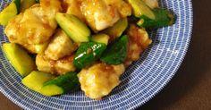 鶏むね肉ときゅうりの梅さっぱり炒め by wappa [クックパッド] 簡単おいしいみんなのレシピが238万品