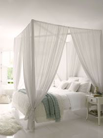 Little Inspirations: Dreamy Creamy Bedrooms
