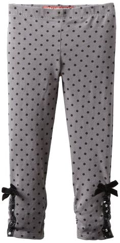 Amazon.com: Watch Me Grow! by Sesame Street Baby-girls Infant Polka Dot Legging: Clothing