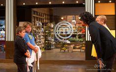 Andrea e Fabio devono lasciare la cucina di Junior MasterChef ad un passo dalla finale Junior Masterchef, Cooking Competition, Talent Show, Sky, Italia, Heaven, Cook Off, Heavens