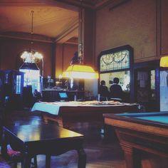 Fremdgehen: Café Sperl #Wien