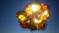 Explosions Pack for Unreal Engine 4 - Teaser 02