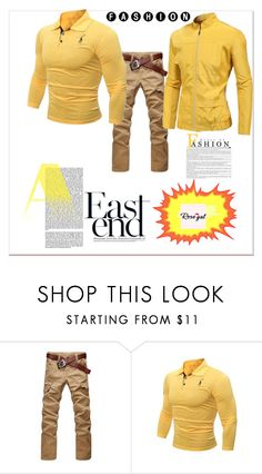 """""""Rosegal 57"""" by zbanapolyvore ❤ liked on Polyvore featuring men's fashion and menswear"""
