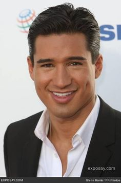 Mario Lopez, I'm a sucker for dimples