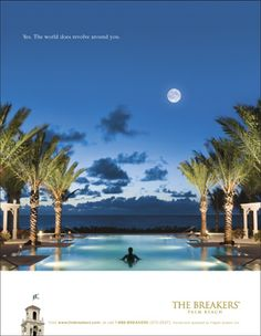 The Breakers Palm Beach Branding Campaign