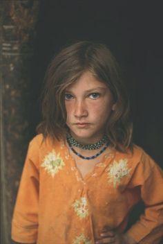 Afghan Girl,Kabul