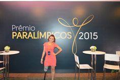 Noite de glamour. Cobertura Prêmio Paralímpicos 2015 - site Noticiário Paralímpico