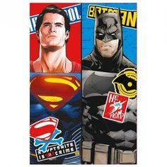 Batman Batman vs Superman Fleece Blanket. Check it out!