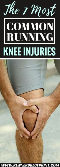 The high impact nature of running (and doing it the wrong way) can result in muscle strains, soreness, inflammation, and severe injuries to these joints, ligaments, and cartilage. Therefore, it's no surprise that the knee is the most common site for injuries among runners (and athletes from all backgrounds). In fact, knee injuries make up roughly 50 percent of all sports injuries, according to research. http://www.runnersblueprint.com/the-7-most-common-running-knee-injuries/