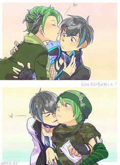 Ichimatsu, Boyxboy, I Am Awesome, Ships, Paris, Cute, Anime, Fictional Characters, Crying