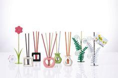 SmartScents by PartyLite Duftsticks und Halter / Bâtons de fragrance et Porte-bâtonnets