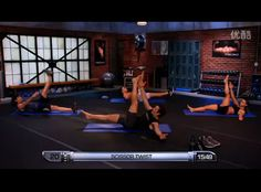 #P90X: #X2AbRipper- I swear by this routine, for your #abs & #core. Less than 20 mins every 2-3 days only. DO it (with diet of course)