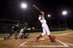 Exercises That Will Help Hit a Baseball Harder
