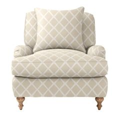 Would love two of these upholstered chairs!!!