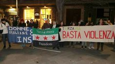 Global day of solidarity with Syrian People #Ancona #Break_Siege #SpeakUp4SyrianChildren #stop_assad #syrianpeople