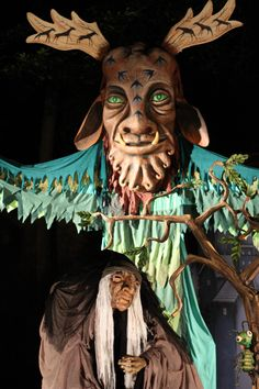 Paperhand Puppet Intervention Presents 15th Annual Giant Puppet ...