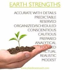 Earth Strengths. #capricorn