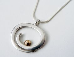 wave pendant | Flickr - Photo Sharing!