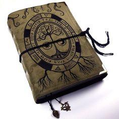 grimoire or spellbook