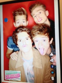 The vamps, I love them. I know they're gonna make it big very soon(: